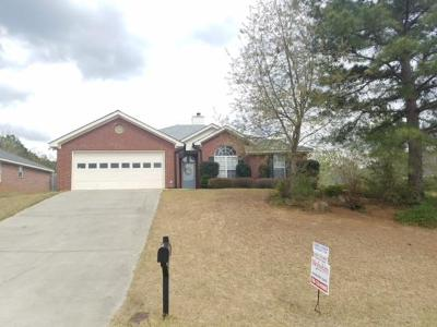 Grovetown Single Family Home For Sale: 302 Country Glen Court