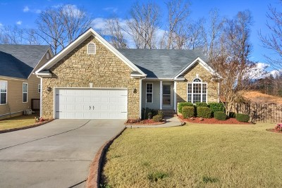 Grovetown Single Family Home For Sale: 836 Tyler Woods Drive