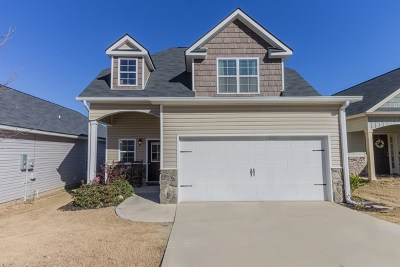Grovetown Single Family Home For Sale: 226 Claudia Drive