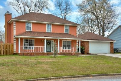 Evans Single Family Home For Sale: 565 Ansley Way