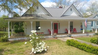 Edgefield County Single Family Home For Sale: 132 Calhoun Street