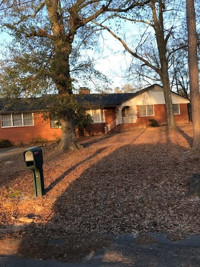 North Augusta Single Family Home For Sale: 1723 Plank Road