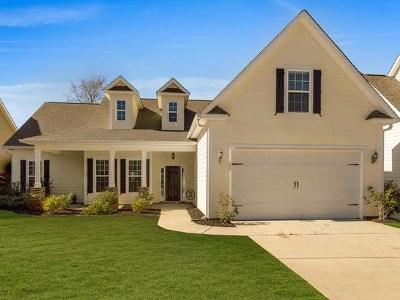 Grovetown Single Family Home For Sale: 818 Herrington Drive