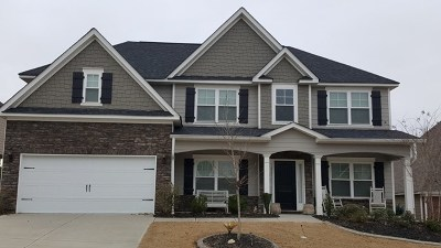Grovetown Single Family Home For Sale: 848 Herrington Drive