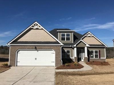 Grovetown Single Family Home For Sale: 5023 Vine Lane