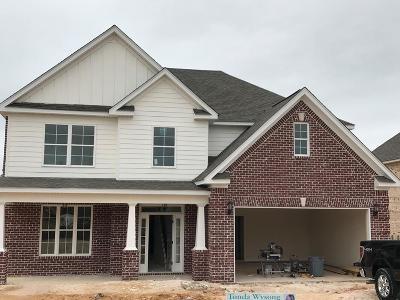 Evans Single Family Home For Sale: 216 Callahan Drive