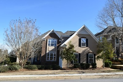 Columbia County, Richmond County Single Family Home For Sale: 4139 Shady Oaks Drive