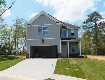 Lincolnton Single Family Home For Sale: 308 Grady Drive