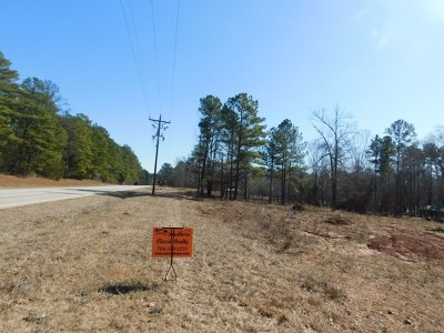 Lincoln County Residential Lots & Land For Sale: Elberton Hwy