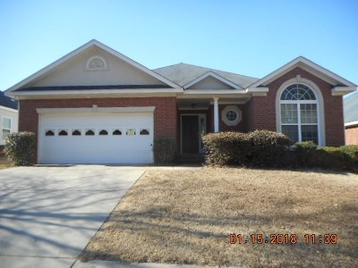 Columbia County, Richmond County Single Family Home For Sale: 648 Ventana Drive