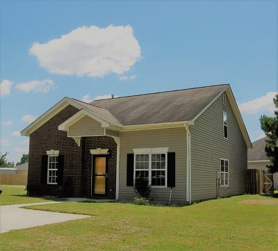 Augusta Single Family Home For Sale: 2010 Ossabaw Drive