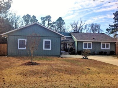 Waynesboro Single Family Home For Sale: 211 Pine Cone Road