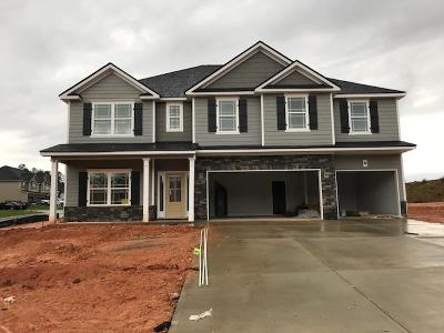 Columbia County Single Family Home For Sale: 2214 Jeannie Bell Court
