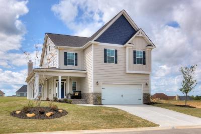 Evans Single Family Home For Sale: 4853 Tanner Oaks Drive