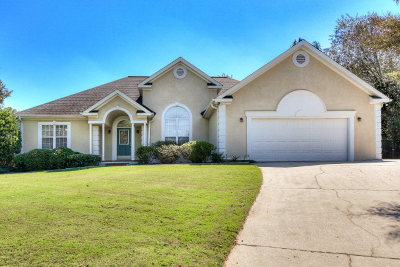 Evans Single Family Home For Sale: 1161 Dartmore Trail