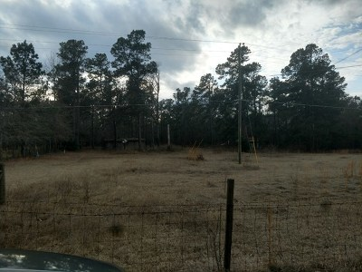 Richmond County Residential Lots & Land For Sale: 3166 Bath Patterson Road