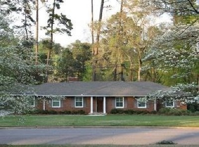 Augusta Single Family Home For Sale: 2312 Overton Road