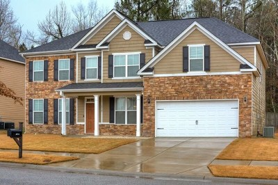 Hephzibah Single Family Home For Sale: 4018 Edenfield Court