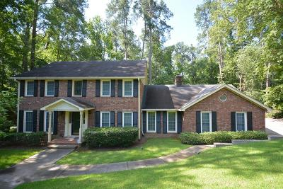 Augusta Single Family Home For Sale: 521 Scotts Way