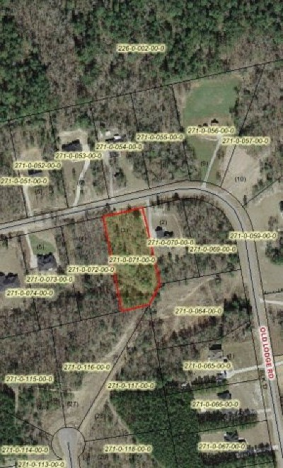 Hephzibah Residential Lots & Land For Sale: 3012 Old Lodge Road