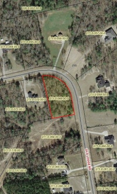 Hephzibah Residential Lots & Land For Sale: 3016 Old Lodge Road