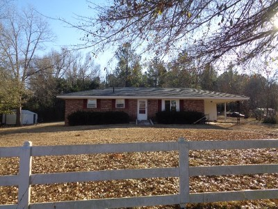 Hephzibah Single Family Home For Sale: 154 Campbell Circle