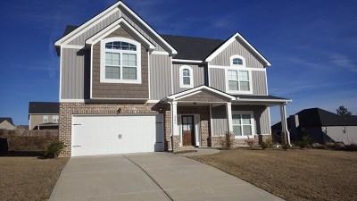 Augusta Single Family Home For Sale: 5304 Bull Street