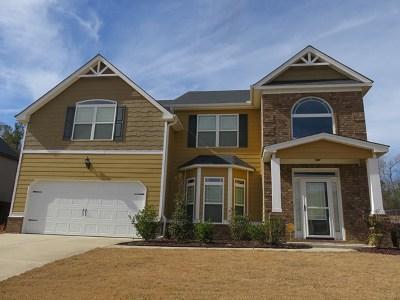 Grovetown Single Family Home For Sale: 737 Porter Lane