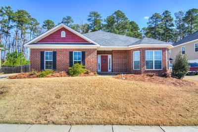 Evans Single Family Home For Sale: 957 Watermark Drive