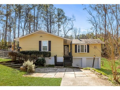 North Augusta Single Family Home For Sale: 105 Smoke Ridge Drive