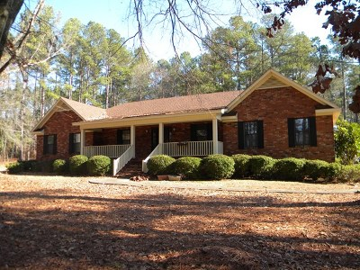 Evans Single Family Home For Sale: 4226 Anderson Circle
