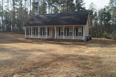 Lincolnton Single Family Home For Sale: 1085 Pawnee Drive