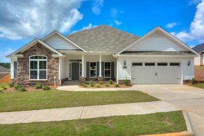 North Augusta Single Family Home For Sale: 204 Claridge Street