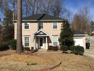 Martinez Single Family Home For Sale: 323 Timberidge Drive