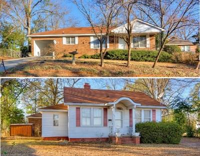 North Augusta Single Family Home For Sale: 1718 Georgia Avenue