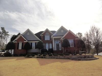 Evans Single Family Home For Sale: 4176 Barhams Ridge Circle