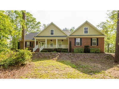 Appling Single Family Home For Sale: 505 Wood Forest Trail
