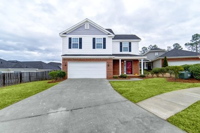 Evans Single Family Home For Sale: 2067 Summerton Circle