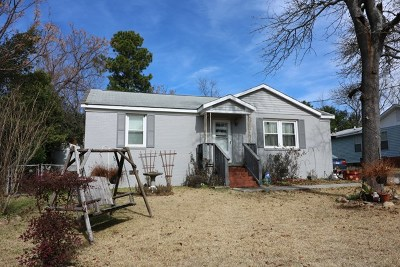 North Augusta Single Family Home For Sale: 1024 Skyview Drive
