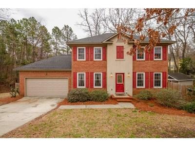 Martinez Single Family Home For Sale: 405 Carson Court