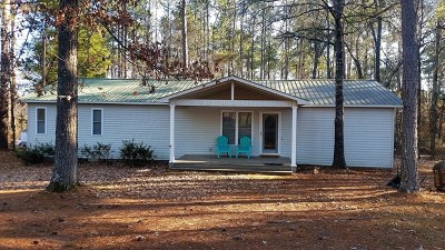 Lincolnton Manufactured Home For Sale: 1846 Indian Road
