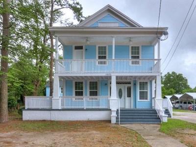 Augusta Single Family Home For Sale: 1605 Monte Sano Avenue