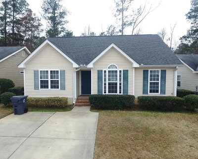 Grovetown Single Family Home For Sale: 4650 Clifden Avenue