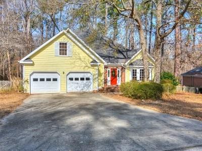 Columbia County, Richmond County Single Family Home For Sale: 471 Cambridge Way