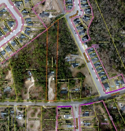 Richmond County Residential Lots & Land For Sale: 3751 Belair Road