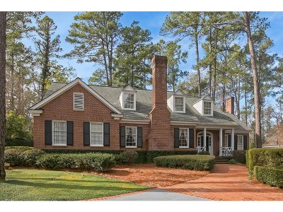 Richmond County Single Family Home For Sale: 11 Rockbrook Road