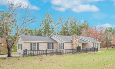 North Augusta Single Family Home For Sale: 116 Yaun Road