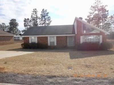 Richmond County Single Family Home For Sale: 2158 Faircrest Avenue