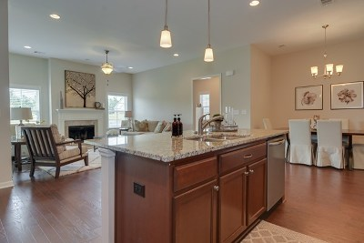 Augusta Single Family Home For Sale: 1193 Brookstone Way #N/1