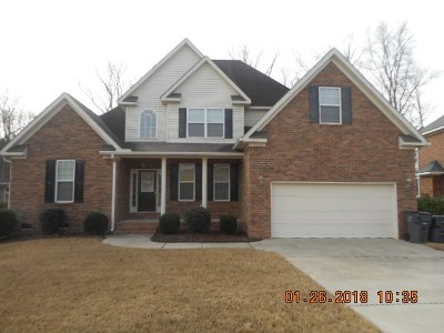 Columbia County, Richmond County Single Family Home For Sale: 5109 Parnell Way